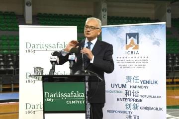 中国企業、トルコの慈善団体に寄付