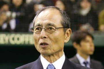 2008年まで14年間ホークスの指揮を執ったソフトバンク・王貞治会長【写真:Getty Images】