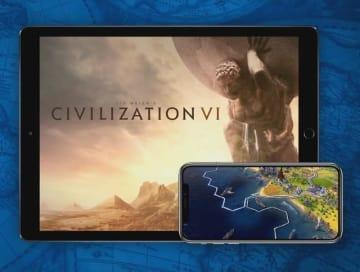 iOS版『シヴィライゼーション VI』の拡張パックが期間限定無料配布!ゲーム本体も通常7,200円が1,800円に