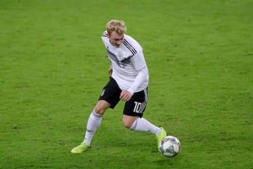 ドイツ代表としてW杯を戦ったブラント photo/Getty Images