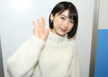 映画「ニセコイ」で小野寺小咲を演じる池間夏海さん