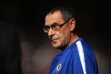 チェルシーを率いるサッリ監督。ヨーロッパリーグ優勝へ導けるか photo/Getty Images