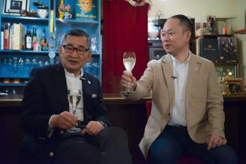 元スクウェア社長とオルトプラスCEOが対談!課題先進地の高知にゲーム・IT企業が集積する魅力