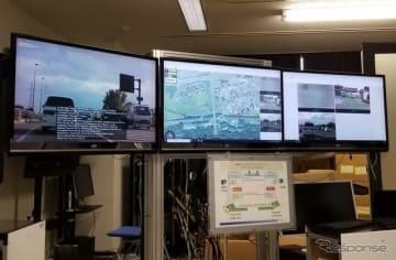 AI道路管理支援システム