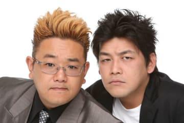 「紅白ウラトークチャンネル」の司会を務める「サンドウィッチマン」 =NHK提供