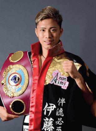 今年7月に日本人選手として37年ぶりに米国で世界タイトルを奪取した伊藤雅雪さん。「かませ的に呼ばれたのはわかっていた」というが、前評判を覆し快挙を成し遂げた