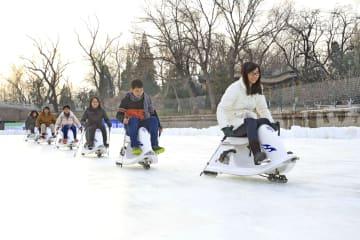 第9回竜潭氷雪祭が開幕 北京市