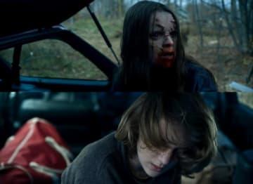 アメリカ映画とはまた違う雰囲気! - 映画『アンデッド/ブラインド 不死身の少女と盲目の少年』より - (c) MMXVIII Dor Film