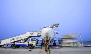 順豊航空、50機目の貨物専用機を導入