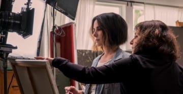 子育てを通じて、作品への関心が変わったというサンドラ・ブロック - Netflixオリジナル映画『バード・ボックス』は全世界独占配信中