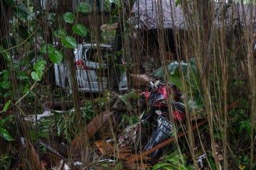 インドネシア津波、死者222人に