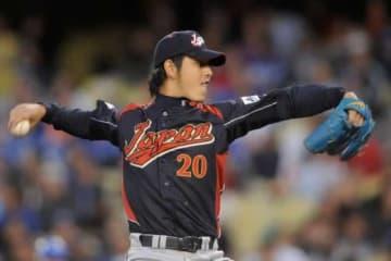 08年、圧倒的な成績を残しオフにはWBCのも出場した岩隈久志【写真:Getty Images】