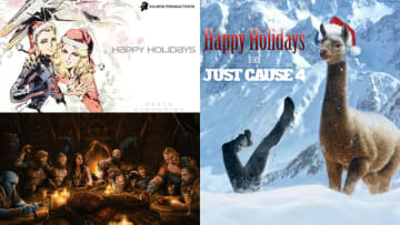 『デススト』や『GoW』など―海外PS.Blogに届いた有名スタジオからのホリデー&クリスマスカード!