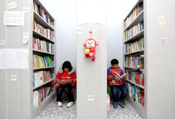 流動児童に読書の楽しみを提供 公益図書室が開館 陝西省西安市