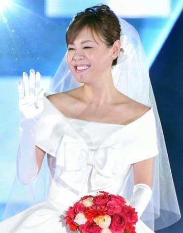 結婚を発表した高橋真麻さん=2017年9月16日撮影
