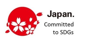 SDGsのジャパンロゴマーク