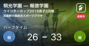 バスケットボール 試合サマリー