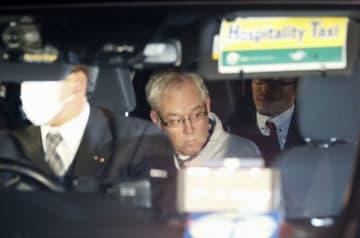 東京拘置所 保釈 前代表取締役 日産 グレゴリー・ケリー ルノー フランス