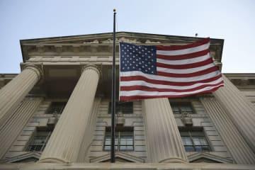 クリスマス直前、米政府機関が一部閉鎖 ワシントン
