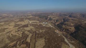 石峁遺跡:先史時代の謎に満ちた城郭都市