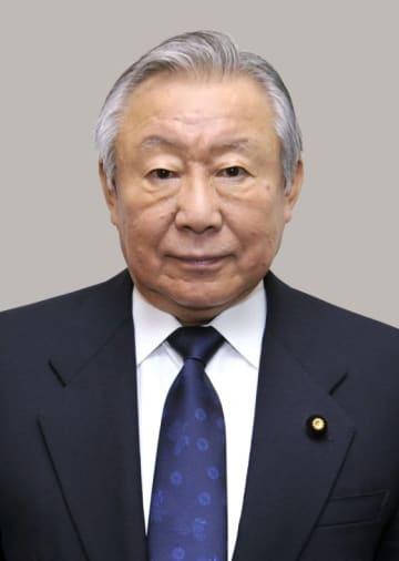 死去した鴻池祥肇氏