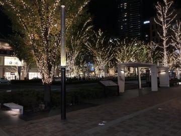 柏の葉キャンパス駅前