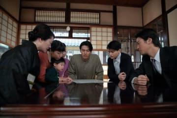 NHK連続テレビ小説「まんぷく」第77回の一場面(C)NHK