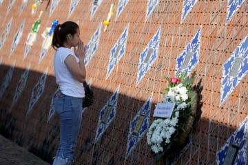 インド洋津波から14年 タイで犠牲者を追悼