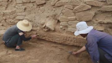 石峁遺跡:現代人の想像を超える4千年前の出土品
