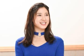 映画「春待つ僕ら」で主演を務める土屋太鳳さん