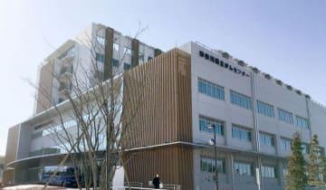 神奈川県立がんセンター=横浜市旭区