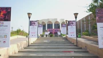 エジプト最大規模の手工芸品展、カイロで開催