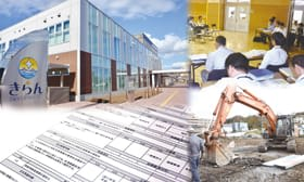 2018年の室蘭市政は大型公共施設整備やまちのコンパクト化に向けた議論、行財政改革の取り組み、議員定数削減などの出来事があった