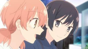『やがて君になる』第13話 先行カット(C)2018 仲谷 鳰/KADOKAWA/やがて君になる製作委員会