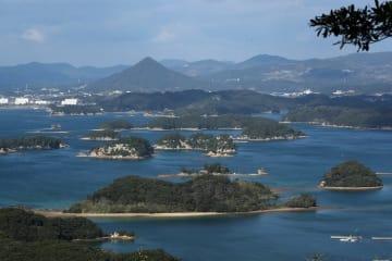 「世界で最も美しい湾クラブ」に加盟した九十九島