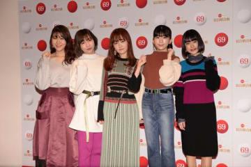 「第69回NHK紅白歌合戦」のリハーサルに登場した「Little Glee Monster」