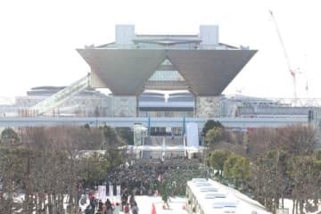 東京ビッグサイトで開幕した「コミックマーケット95」