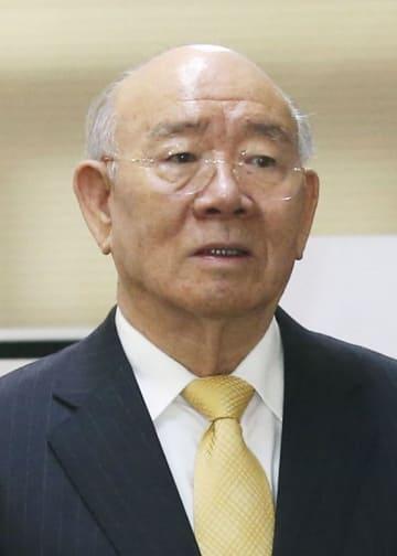 韓国の全斗煥元大統領(聯合=共同)