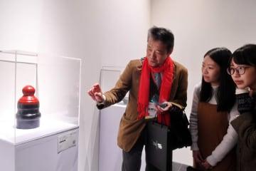 中日漆芸の巨匠、「髹飾」テーマに交流 福建省福州市