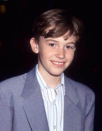 当時11歳のジョー・マッゼロ(1995年撮影) - Ron Galella, Ltd. / WireImage / Getty Images