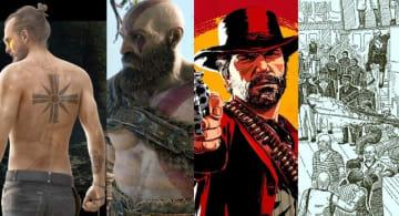 物語を彩った「ビデオゲームの男たち」2018―その背中はデカかった【年末年始特集】
