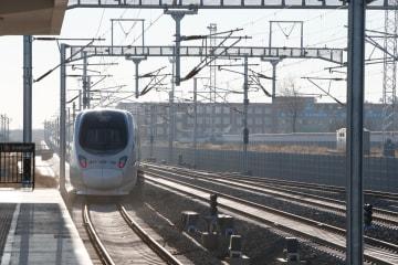 内モンゴルが初めて全国高速鉄道ネットワークに接続