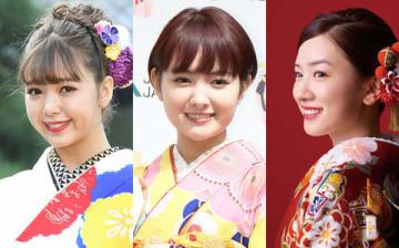 (左から)藤田ニコルさん、葵わかなさん、永野芽郁さん