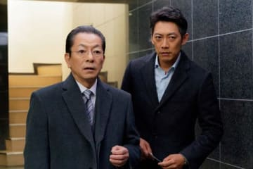 刑事ドラマ「相棒 シーズン17」第10話「元日スペシャル」の場面写真 =テレビ朝日提供