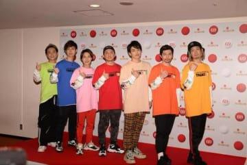 「第69回NHK紅白歌合戦」に登場した「DA PUMP」