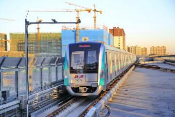 北京の地下鉄総営業距離636·8キロに