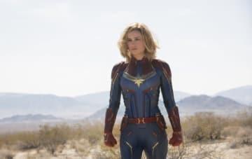 コミックの売上にも期待のかかる『キャプテン・マーベル』 - (C) Marvel Studios 2018