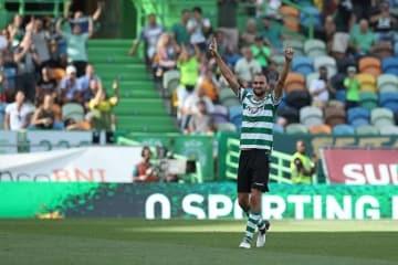 スポルティング・リスボンでプレイするバス・ドスト photo/Getty Images