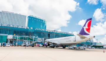 マカオ国際空港(資料)-マカオ・タイパ島(写真:AACM)
