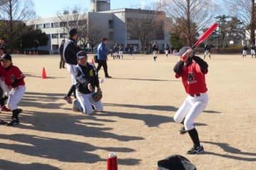 5日に行われた「ぐんま野球フェスタ2019」の様子【写真:佐藤直子】